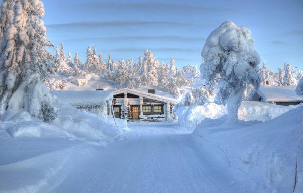 Hochzeitsreise Finnland im Winter ab €1.990,-